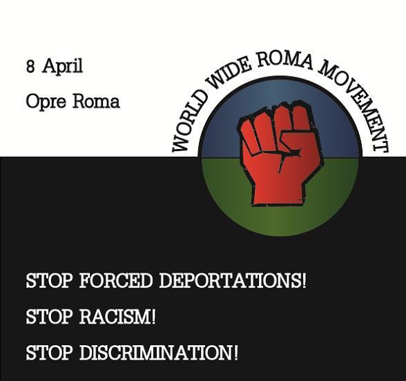 """Roma Community in Solidarität mit der """"Break Isolation"""" Bewegung! In 13 Bundestaaten und Weltweit"""