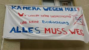 Offener Brief der Flüchtlinge an die Schwäbisch Gmünder Bürger - Protest against Police Brutality and Administrative Repression