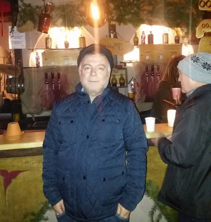 Aghayev Magsud - The VOICE Refugee Forum- Apolda